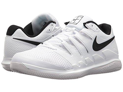 [NIKE(ナイキ)] メンズランニングシューズ?スニーカー?靴 Air Zoom Vapor X White/Black/Vast Grey/Summit White 11 (29cm) D - Medium