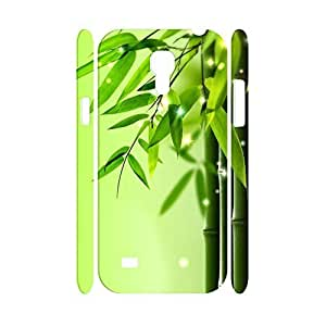 Cool Custom Handmade Print Bamboo Dustproof Phone Cover Skin for Samsung Galaxy S4 Mini I9195 Case Kimberly Kurzendoerfer