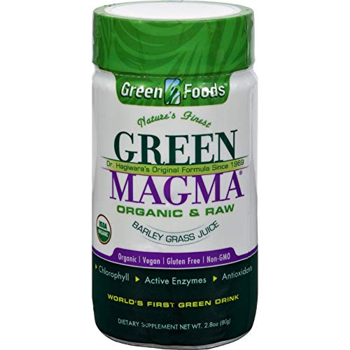 Powder Barley Magma Juice Green - Green Magma (USA) Powder Green Foods 2.8 oz. Powder