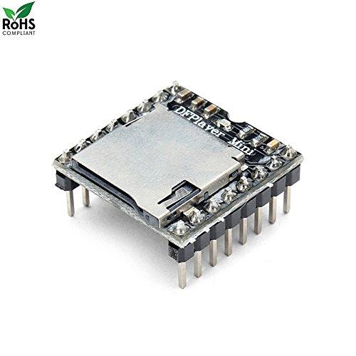 Dfplayer Mini,MP3 Player Module For Arduino UNO Modulo Musica Audio Voice Board Shield TF Card U Disk