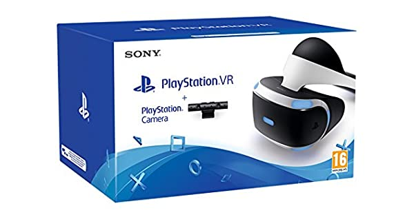 Playstation Vr + Playstation cámara para Playstation 4 [Official ...