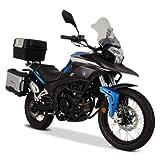 ITALIKA Motocicleta de Adventure - Modelo VX250