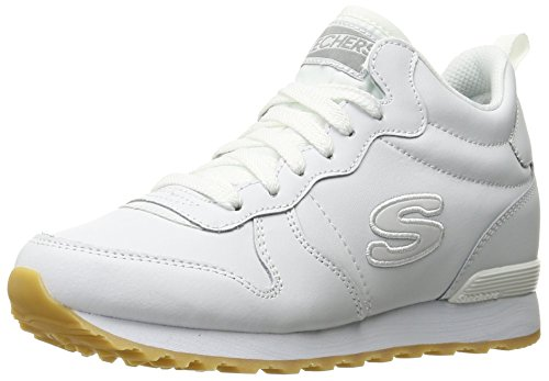 Skechers Originali Donna Retros Og 85 Fashion Sneaker Bianco