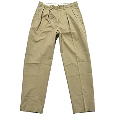 Wholesale Polo Ralph Lauren Men's Pleated Chinos (Beige) free shipping