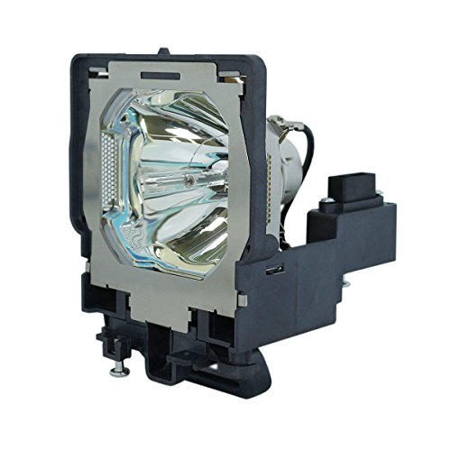AuraBeam Professional Sanyo PLC-XF47 Projector Replacement Lamp with Housing (Powered by Ushio) by AuraBeam