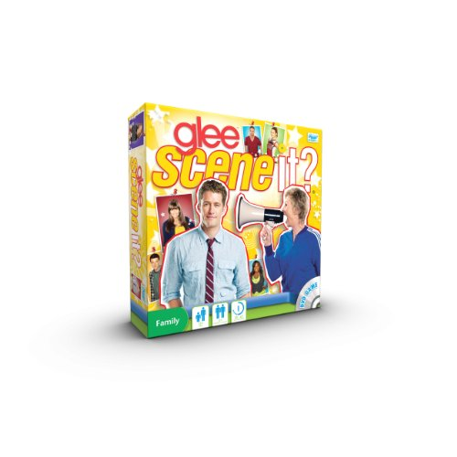Scene It Glee DVD Game by Scene It