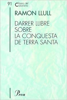 Book Darrer llibre sobre la conquesta de Terra Santa