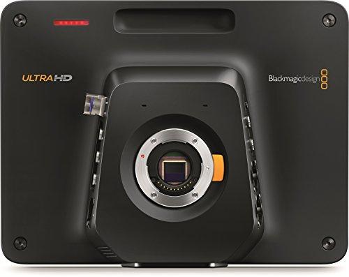 Blackmagic Design Studio 4K Camera with MFT Lens Mount, 10