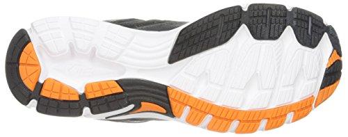 Fila Hombres Royalty 2 Zapato De Running Dark Shadow / Vibrant Orange / Black