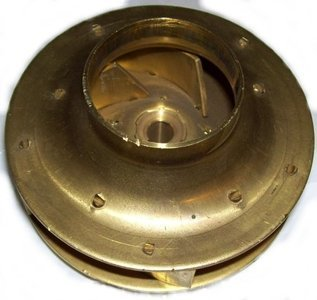 Armstrong H-46 Circulator Pump Bronze Impeller 4.25'' Diameter # 816305-055 by Armstrong International
