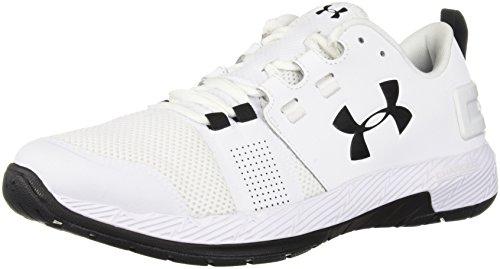 Under Armour Herren UA Commit Tr X NM Fitnessschuhe, Weiß (White/Black)