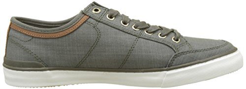 Dusty 40 Vert Sneaker Olive EU Homme Sneakers Hilfiger Core Basses Material Bleu Tommy Mix 011 H7w7q