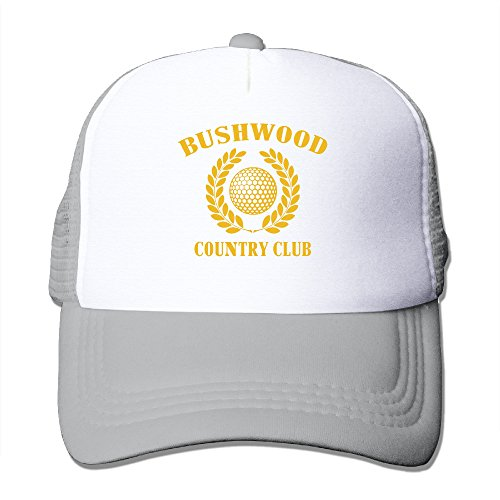5542ee0c3a5a2 whyduiwo Bushwood Country Club Gifts Trucker Mesh Hat Adjustable Fashion Cap