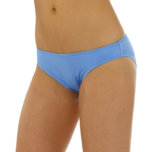 Patagonia Solid Sunamee Bikini Bottom - Women's Skipper Blue, L
