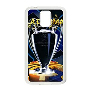 Hope-Store lAdECIMA crystal trophy Cell Phone Case for Samsung Galaxy S5