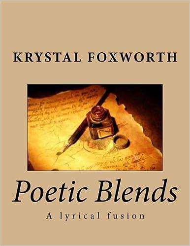 Poetic Blends