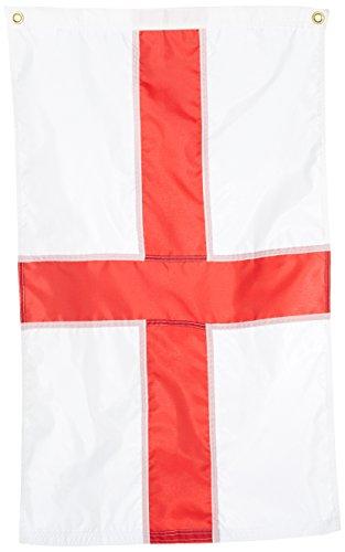 George English Flag (England Flag 3'x5'Brand NEW 3x5 ENGLISH ST GEORGE CROSS)