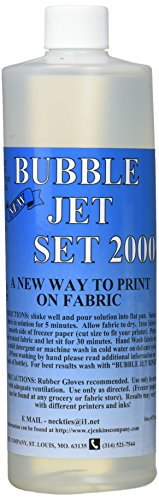 (Bubble Jet Set 2000-16 Ounces)