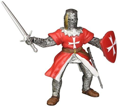 "Free Papo ""Knight Of Malta"" Figure"