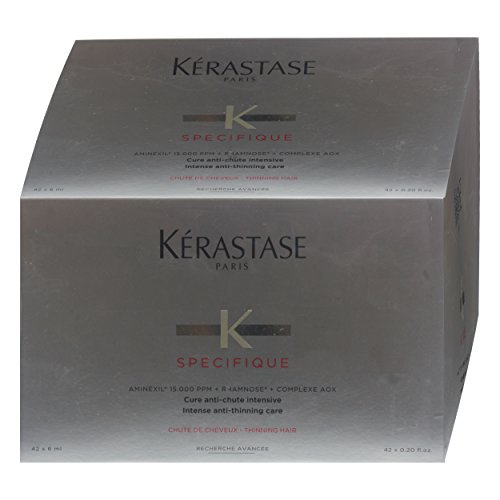 Kerastase Specifique Cure Anti-Chute Intensive Thinning Care, 0.20 Ounce by Kerastase