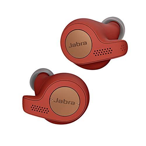 Jabra Elite Active 65t True Wireless Sports Earbuds با مورد شارژ - مس قرمز