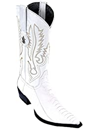 Amazon.com: White - Western / Boots: Clothing, Shoes & Jewelry