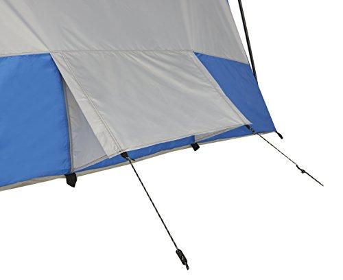 Wenzel 8 Person Klondike Tent, Blue