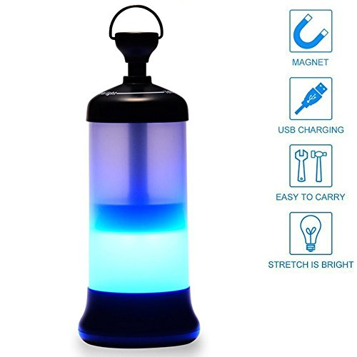 Rechargeable Camping Lantern Modes Vehicle Mounted product image