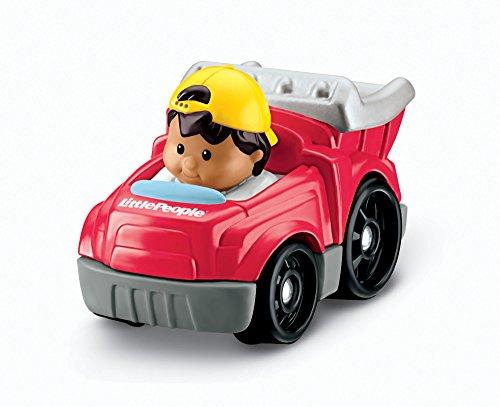 Fisher-Price Little People Wheelies Dump Truck