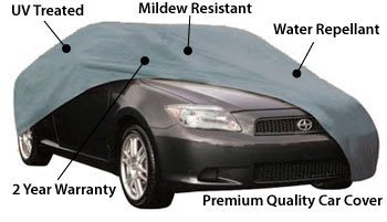 Mazda Miata 89-04 Premium Fitted Car Cover W Storage