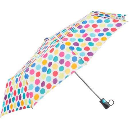 totes Sunguard Auto Open Umbrella, 42