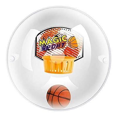 ESC Mini Handheld Electronic Basketball Game Slam Dunk for Kids Novelty: Sports & Outdoors