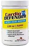 Cardio Defender - Cardio Heart Health - L-Arginine Supplement with 5,200mg L-Arginine & 1,200mg L-Citrulline - Heart Health Drink Mix - Supports Blood Pressure, Cholesterol & Energy
