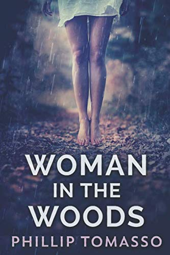 Woman In The Woods: Large Print Edition
