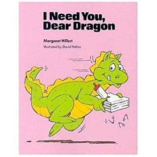 Book Cover: I Need You, Dear Dragon