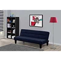 Home Products Kebo Futon, Sofa, Bed, Multiple Colors, Blue