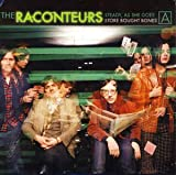 The Raconteurs: Steady, As She Goes / Store Bought Bones (Colored Vinyl) Vinyl 7