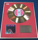 Century Presentations - Aretha Franklin - Limited Edition CD 24 Carat Gold Coated LP Disc - Lady Soul
