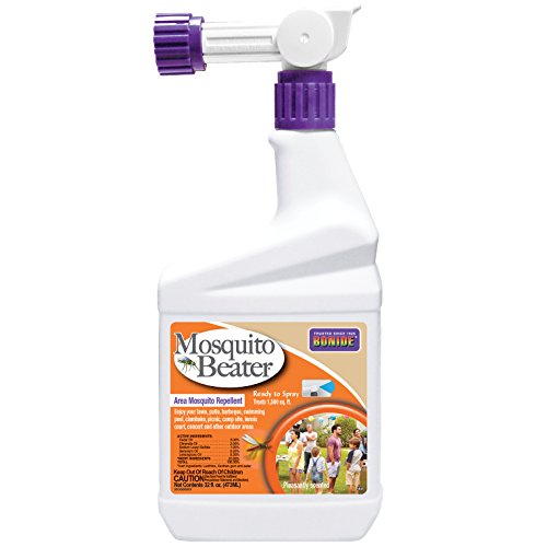 Bonide Mosquito Beater - Bonide Chemical 564 RTS Mosquito Beater Natural, 32 oz