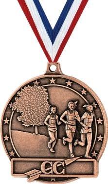 クラウンAwards Cross Country Medals – 2
