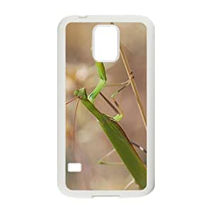 Lovely Mantis Hight Quality Plastic Case for Samsung Galaxy S5