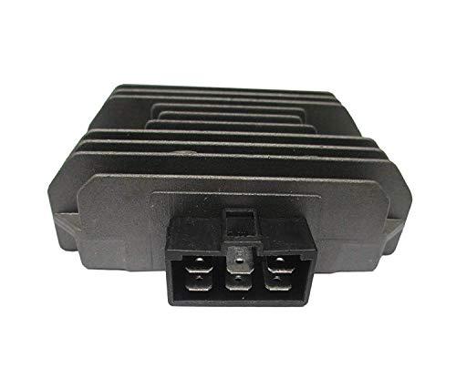 New Voltage Regulator Rectifier 12V for Kawasaki 10HP JOHN DEERE Bunker M97348, 21066-2070, SH626-12, 17.5427 12V