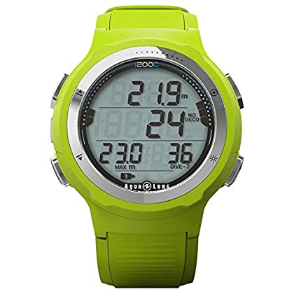 Image of Aqua Lung i200 Wrist Computer Lime