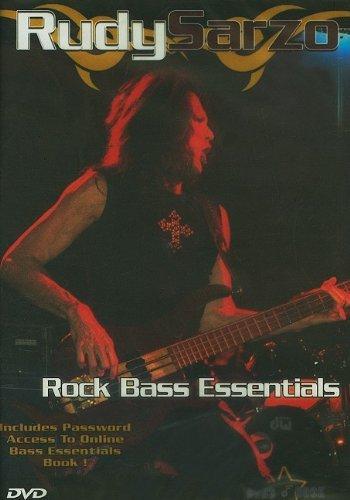 Rock Bass Essentials By Rudy Sarzo  2008 08 06