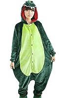 LATUD Unisex Animal Comfort Flannel Onesie Pajama for Holloween, Party, Homewear