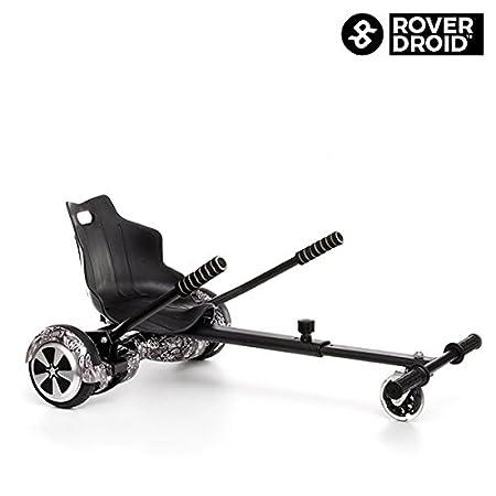 Hoverkart Hoverboard para Niños y Adultos 6.5 10 Pulgadas Compatible con Todos Los Modelos - Nuevos Velcros Más Resistentes