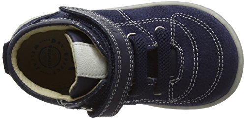 Primigi Pbx 8023, Zapatillas para Bebés Azul (Blue/blue)
