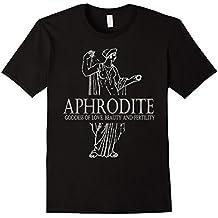 Aphrodite Goddess Of Love And Beauty Greek Mythology T-Shirt