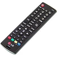 OEM LG Remote Control Originally Shipped With: 22LN4500, 22LN4510, 24LN4510, 26LN4500