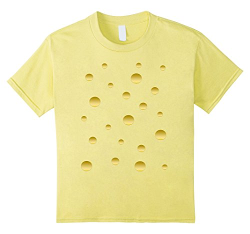 [Kids Matching Couples Halloween Cheese Costume Shirt 12 Lemon] (Last Minute Partner Halloween Costumes)